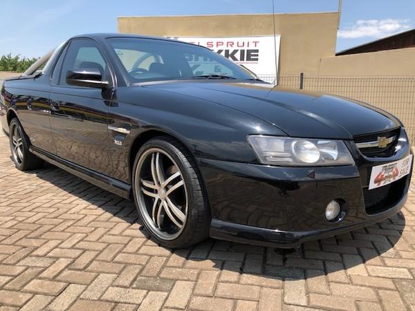 2007 Chevrolet Lumina Ss 6.0 Ute At Pu Sc  Mpumalanga Nelspruit_0