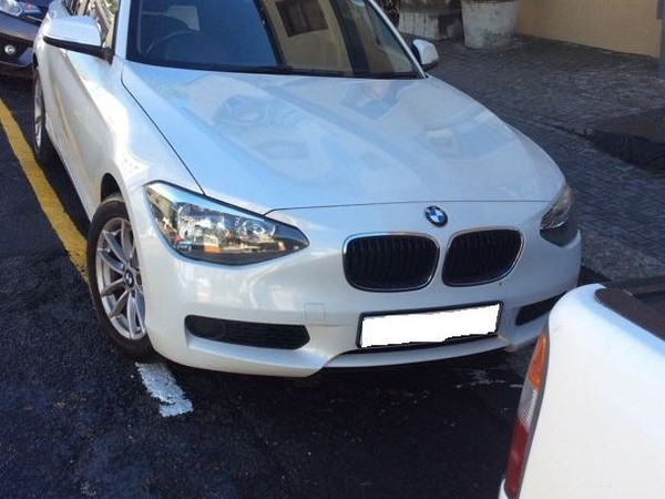 2012 BMW 1 Series 118i 5dr At f20  Western Cape Cape Town_0