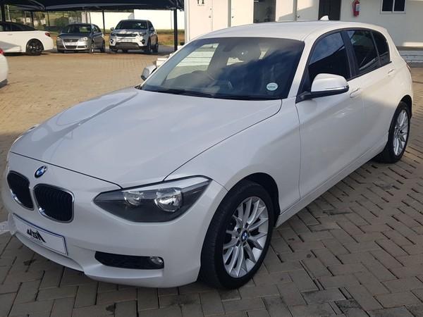 2013 BMW 1 Series 116i Sport Line 5dr At f20  Gauteng Sandton_0