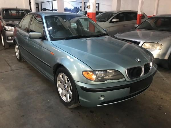2005 BMW 3 Series 318i e46fl  Gauteng Johannesburg_0