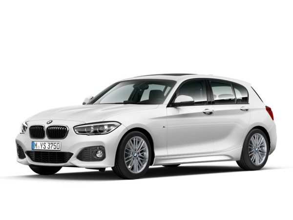 2019 BMW 1 Series 120i M Sport 5-Door Auto Western Cape Claremont_0