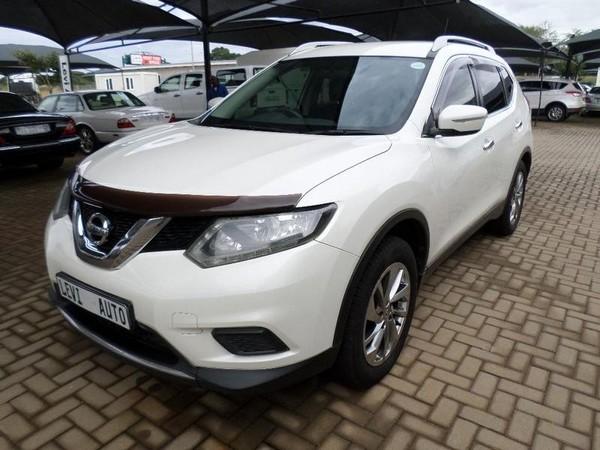 2014 Nissan X-trail 1.6dCi XE T32 Gauteng Pretoria_0