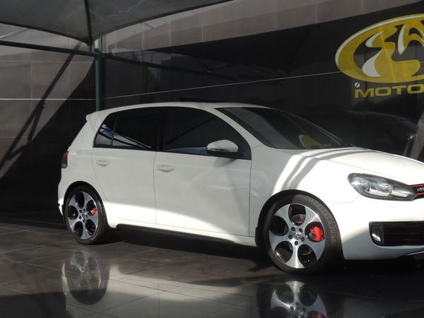 2010 Volkswagen Golf Vi Gti 2.0 Tsi Dsg  Gauteng Vereeniging_0