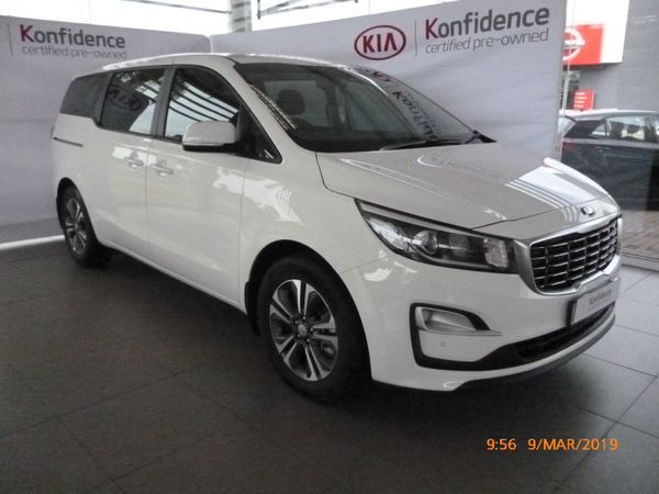 2019 Kia Sedona 2.2 CRDi EX Auto 7 SEAT Gauteng Hatfield_0