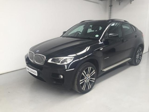 2014 BMW X6 Xdrive40d  Gauteng Midrand_0