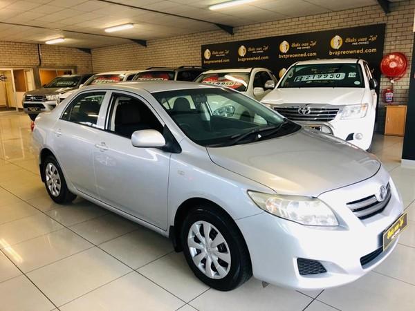 2007 Toyota Corolla 1.4 Professional  Western Cape Paarl_0
