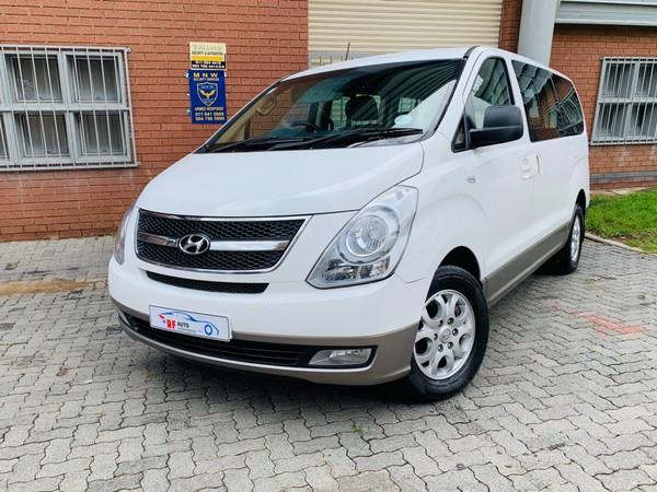 2013 Hyundai H1 Gls 2.4 Cvvt Wagon  Gauteng Sandton_0