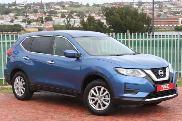 2018 Nissan X-Trail 2.0 Visia Eastern Cape Port Elizabeth_0