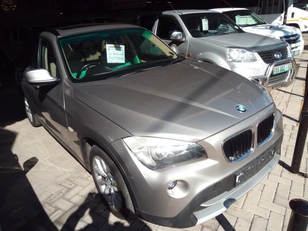 2011 BMW X1 Sdrive18i At  Free State Bloemfontein_0