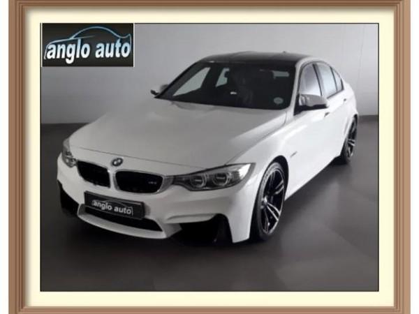 2016 BMW M3 M-DCT Western Cape Athlone_0