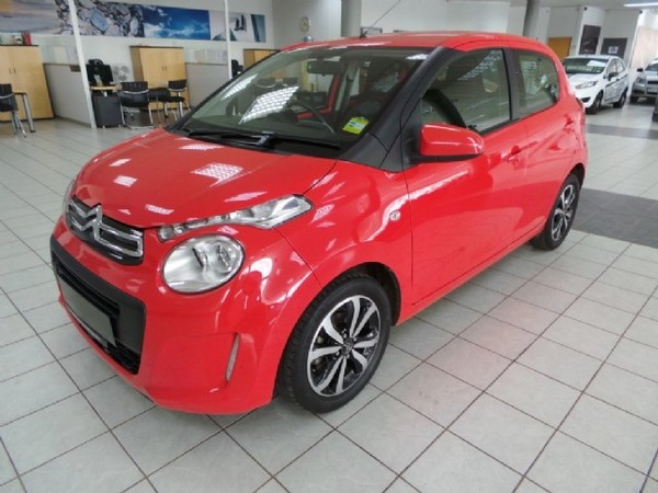 2015 Citroen C1 1.2 Feel 5-Door Gauteng Pretoria_0