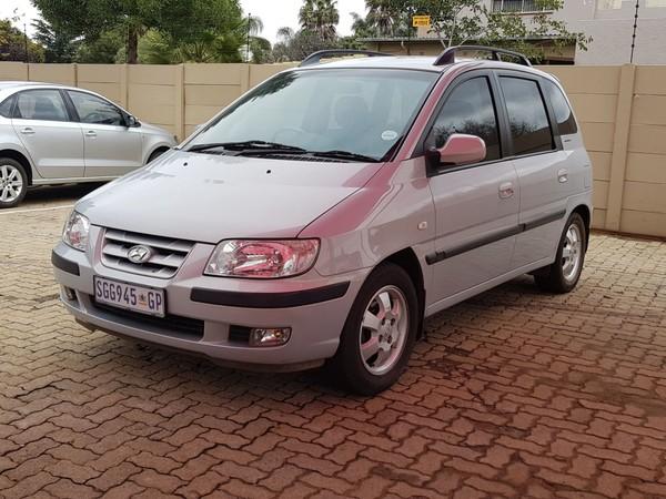 2005 Hyundai Matrix 1.6 Gls  Gauteng Boksburg_0