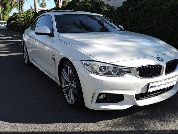 2014 BMW 4 Series 420i Coupe Western Cape Strand_0