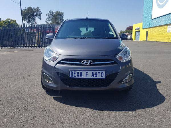 2014 Hyundai i10 1.25 Gls  Gauteng Bramley_0