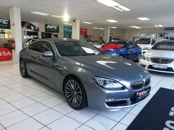 2012 BMW 6 Series 640d Gran Coupe Exclusive LOTS OF EXTRAS Kwazulu Natal Pinetown_0