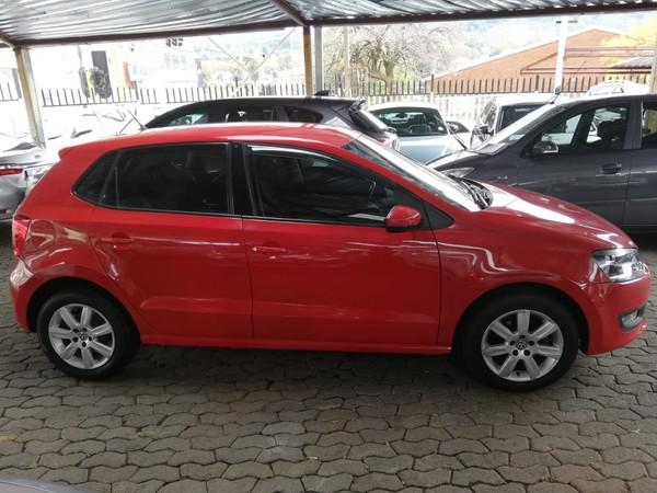 2012 Volkswagen Polo 1.6 Comfortline  Gauteng Jeppestown_0