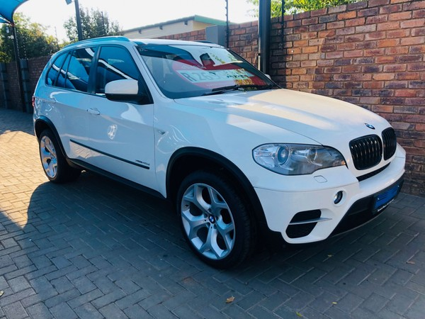 2010 BMW X5 Xdrive40d At  Gauteng Pretoria_0