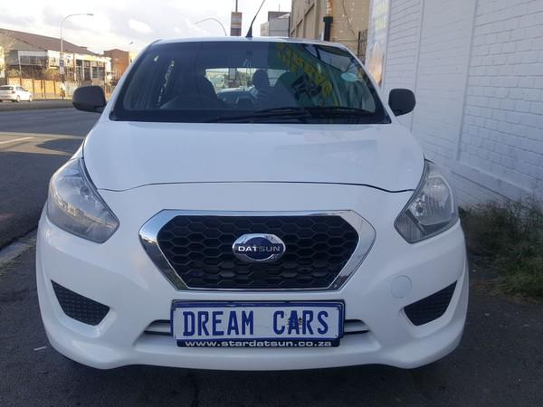 2017 Datsun Go 1.2 Flash Gauteng Johannesburg_0