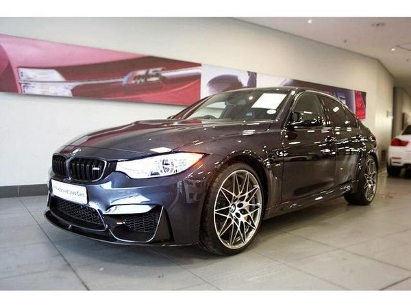 2017 BMW M3 M-DCT 30 Jahre Edition Gauteng Four Ways_0