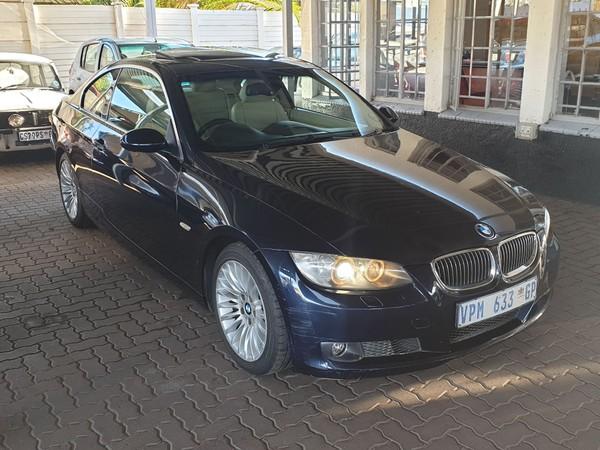 2007 BMW 3 Series 325i Coupe e92  Gauteng Centurion_0