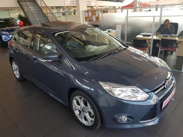 2014 Ford Focus 1.6 Ti Vct Trend 5dr  Gauteng Rivonia_0