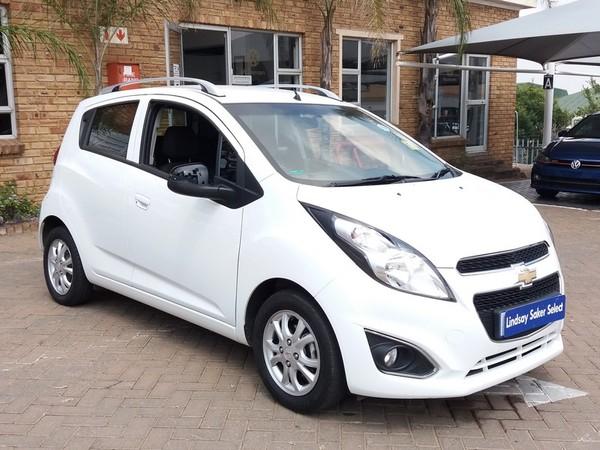 2017 Chevrolet Spark 1.2 Ls 5dr  Gauteng Four Ways_0