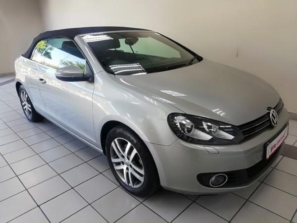 2013 Volkswagen Golf Vi 1.4 Tsi Dsg Cabrio Cline  Gauteng Pretoria_0