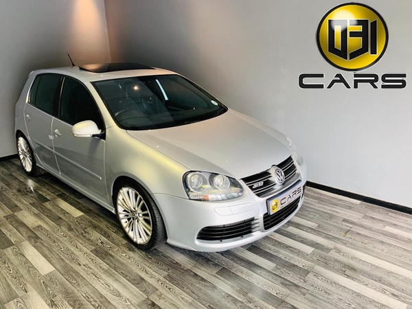 2007 Volkswagen Golf R32 Dsg with Sunroof and Xenons  Kwazulu Natal Pinetown_0