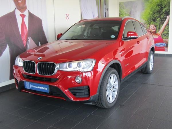 2015 BMW X4 xDRIVE20d Gauteng Sandton_0