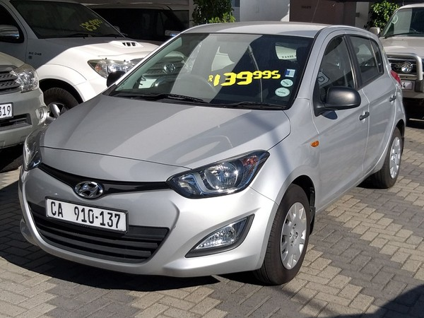 2015 Hyundai i20 1.2 Motion  Western Cape Mowbray_0