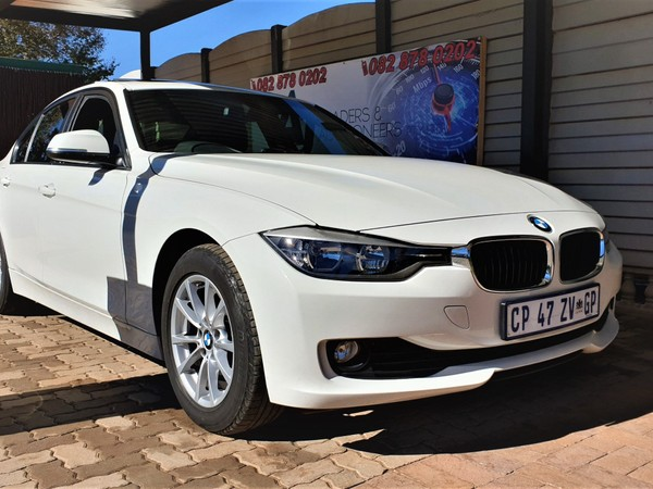 Used Bmw 3 Series 320i A T F30 For Sale In Gauteng Cars Co Za