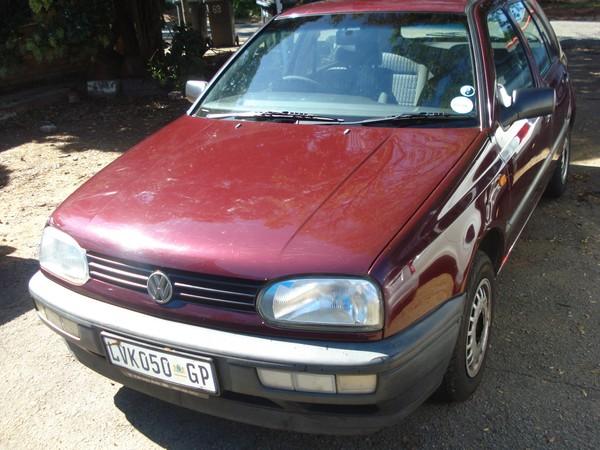 1995 Volkswagen Golf 3 Gsx 1.8 Manual Petrol. Gauteng Randburg_0