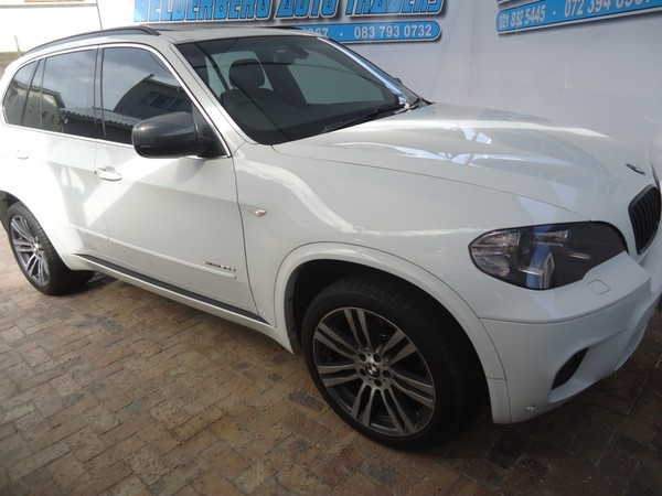 2013 BMW X5 Xdrive30d M-sport At  Western Cape Somerset West_0