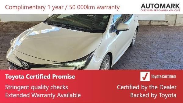 2019 Toyota Corolla 1.2T XR CVT 5-Door Eastern Cape Uitenhage_0