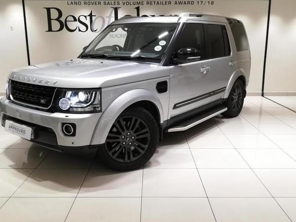 2017 Land Rover Discovery 4 3.0 Tdv6 Hse  Gauteng Rivonia_0