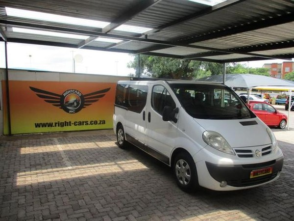 2007 Nissan Primastar 1.9 Dci 100 Swb  Gauteng North Riding_0