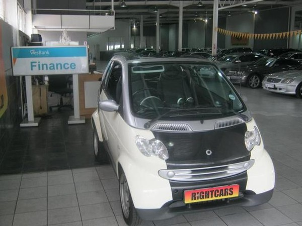 2005 Smart Cabrio Passion  Gauteng North Riding_0