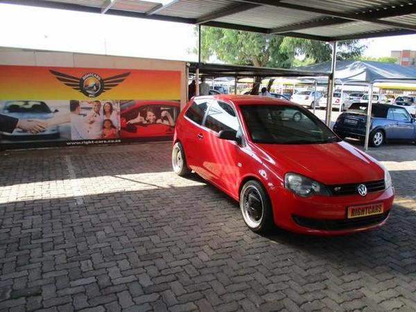 2013 Volkswagen Polo Vivo 1.6 Gt 3dr Gauteng North Riding_0