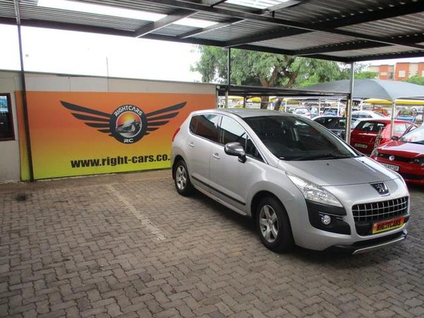 2011 Peugeot 3008 2.0 Hdi Executive  Gauteng North Riding_0