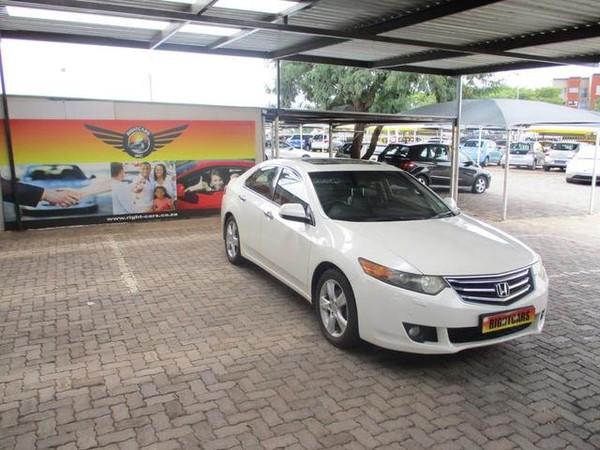 2010 Honda Accord 2.2 Id-tec Executive At  Gauteng North Riding_0