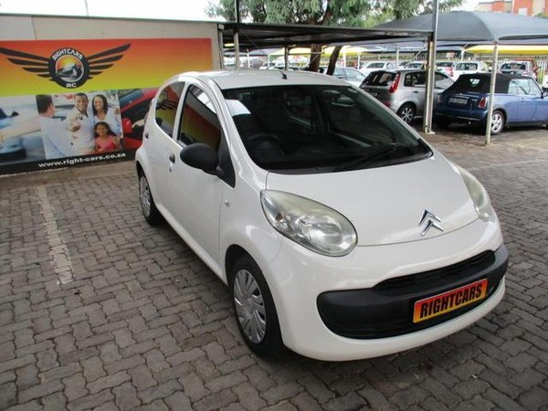 2008 Citroen C1 1.0i Furio  Gauteng North Riding_0