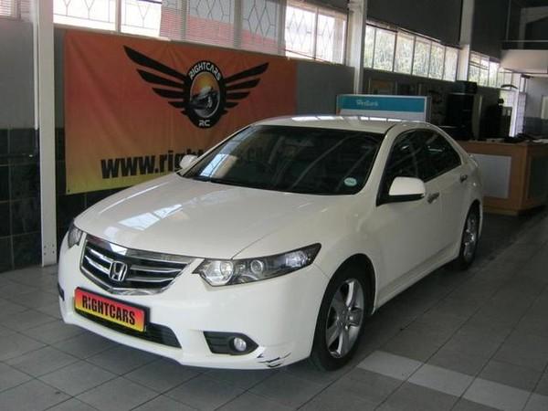 2011 Honda Accord 2.4 Exclusive  Gauteng North Riding_0