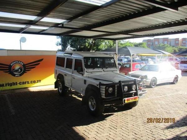 2001 Land Rover Defender 110 Td5 Hard Top Gen Ht  Gauteng North Riding_0