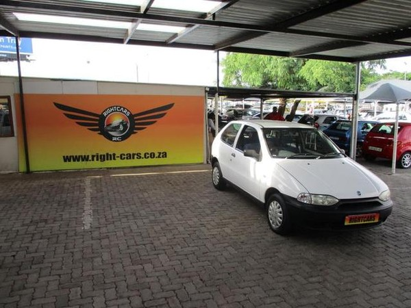 2002 Fiat Palio 1.2 Ed 3dr  Gauteng North Riding_0