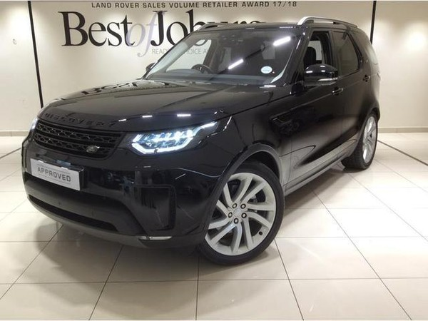 2017 Land Rover Discovery 3.0 TD6 First Edition Gauteng Rivonia_0