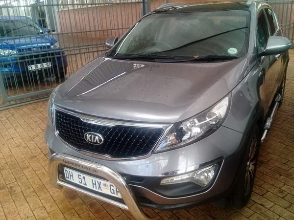 2014 Kia Sportage 2.0 CRDi AWD Auto Gauteng Randfontein_0