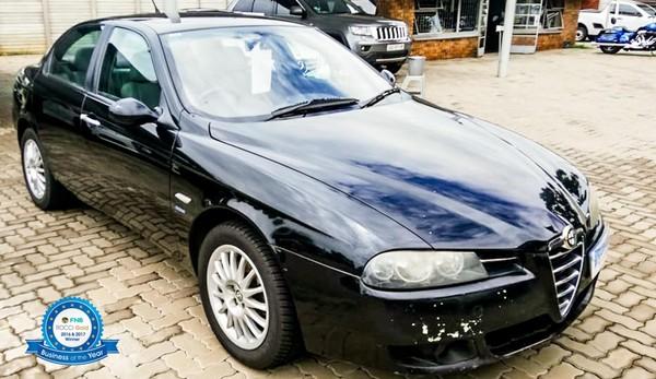 2006 Alfa Romeo 156 2.0 Twin Spark Lusso  Gauteng Roodepoort_0