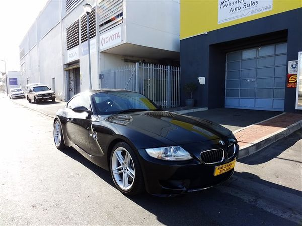 2009 BMW Z4 M Coupe  Western Cape Strand_0