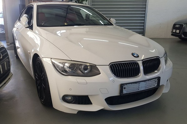 2012 BMW 3 Series 335i Coupe At M-sport Immaculate Western Cape Maitland_0