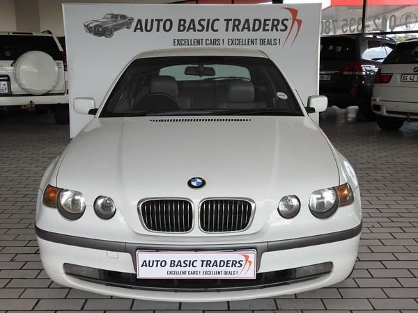 2002 BMW 3 Series 325ti e46  Gauteng Pretoria_0
